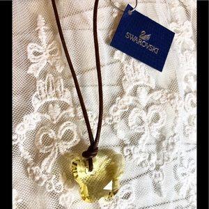 💃 💃 Swarovski Crystal Butterfly Necklace